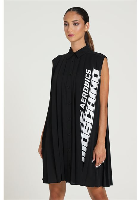 LOVE MOSCHINO | Dress | WVI2301T009AC74