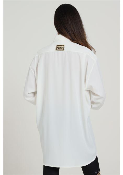 MAISON 9 PARIS D | Shirt | C677BIANCO/ORO