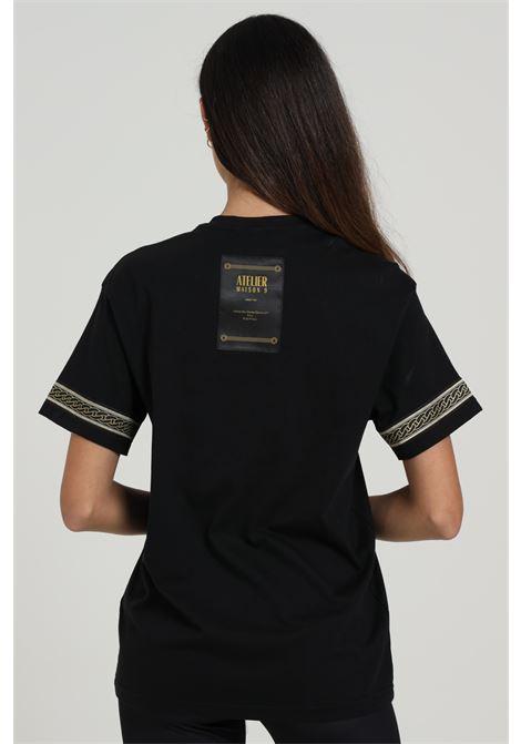 MAISON 9 PARIS D | T-shirt | M4106NERO