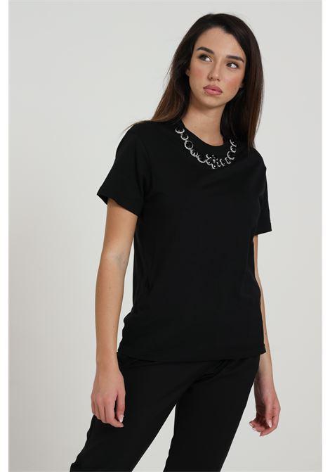 MAISON 9 PARIS D | T-shirt | M4117NERO/ROS
