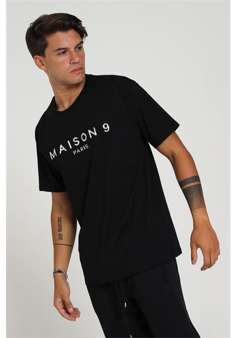 MAISON 9 PARIS | T-shirt | M9M2210NERO