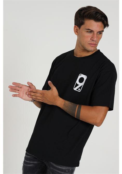 MAISON 9 PARIS | T-shirt | M9M2212NERO/BIANCO