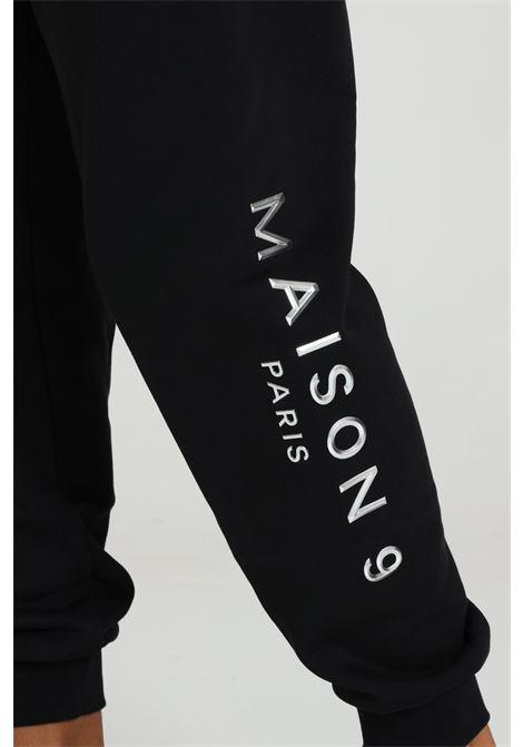 MAISON 9 PARIS | Pants | M9MP4075NERO/AR