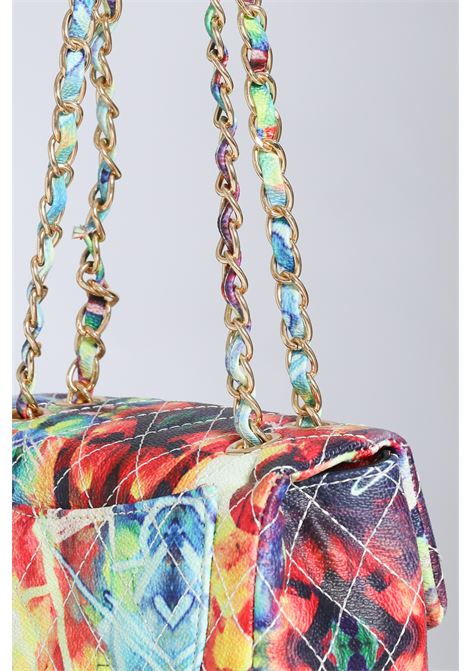 Bag Marc Ellis Con Tracolla Ghetty S MARC ELLIS | Borse | GHETTY SMULTICOLOR