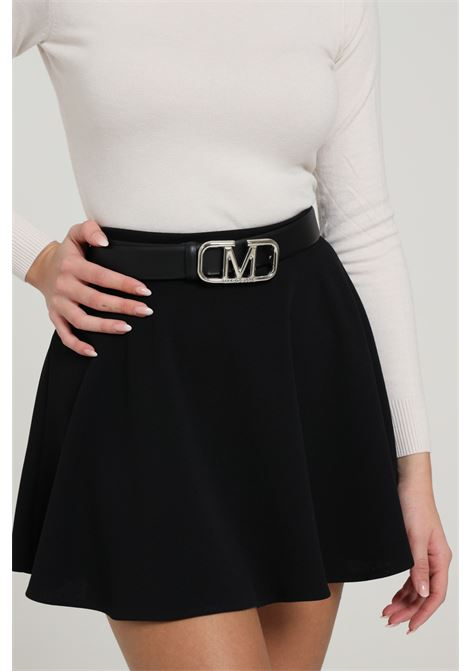 MARC ELLIS | Belt | ME-BELTS/04BLACK/SILVER