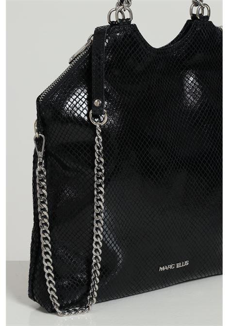 Bag Con Tracolla E Logo Centrale MARC ELLIS | Borse | ODELIA COIRBLACK