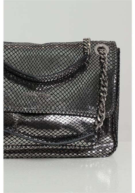 MARC ELLIS | Bag | RUBYE LDARK SILVER