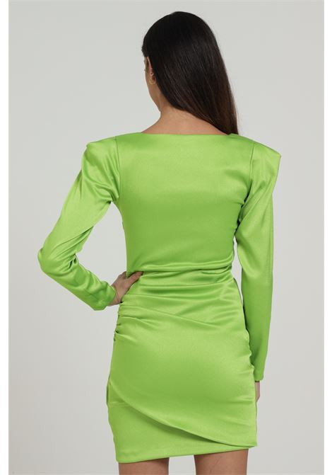 MARC ELLIS | Dress | WMEDR6882LIME