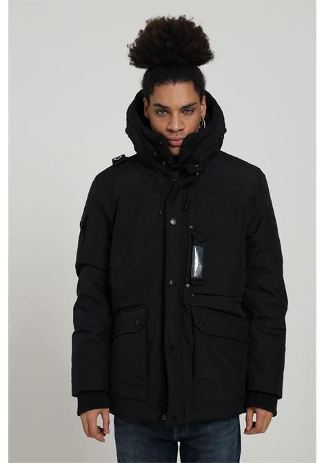 MA.STRUM | Jacket | MSMAS1461JET BLACK