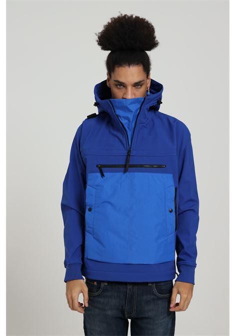 MA.STRUM | Jacket | MSMAS1465VIBRANT BLUE