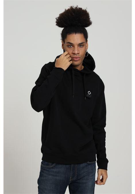 MA.STRUM | Sweatshirt | MSMAS4421JET BLACK