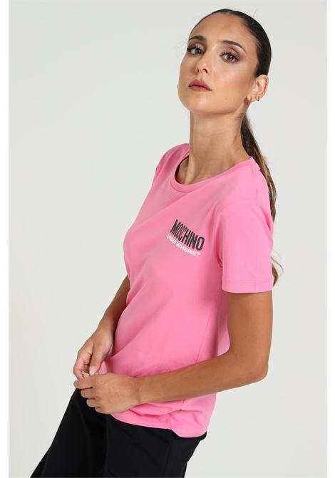 MOSCHINO | T-shirt | A192090030221
