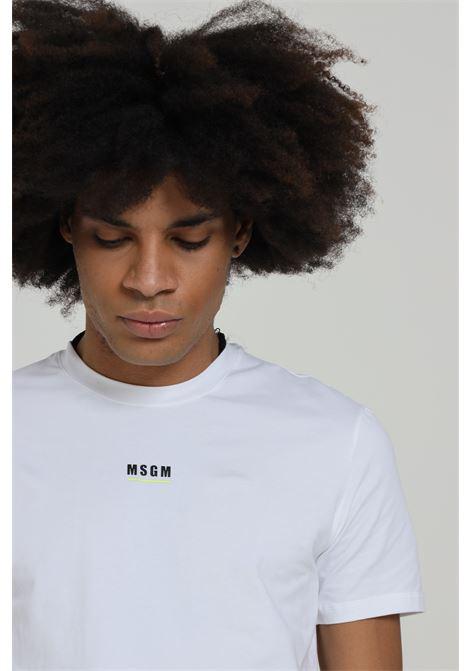 MSGM | T-shirt | MMM200010100