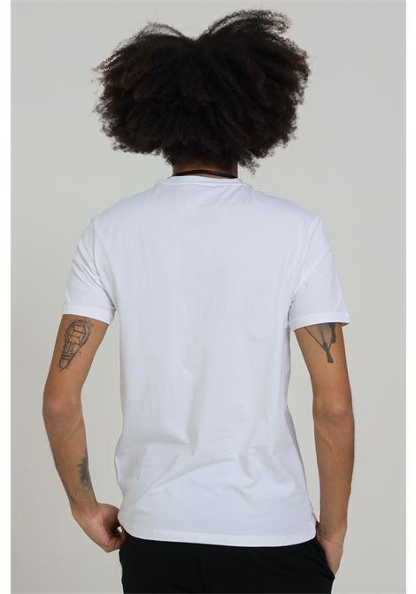 T-shirt Con Logo Frontale MSGM | T-shirt | MMM200010100