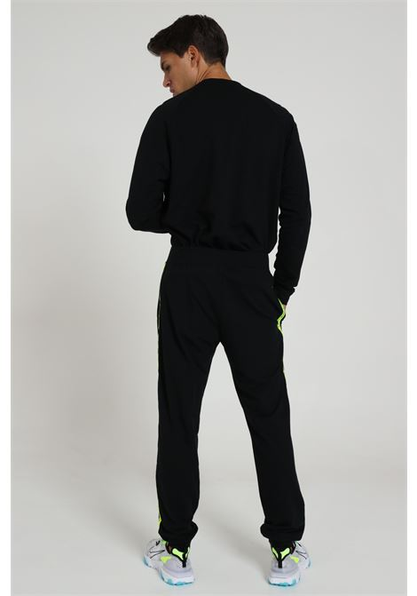 Pantalone Logato Mmn840060 MSGM | Pantaloni | MMN840060001