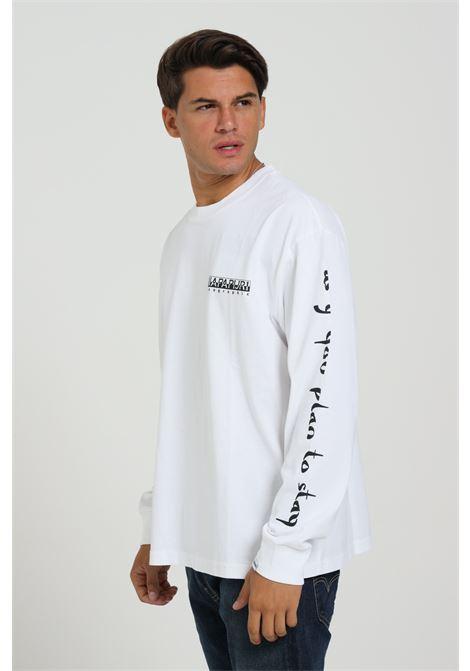 maglia con stampa NAPAPIJRI | T-shirt | NP0A4EJ800210021