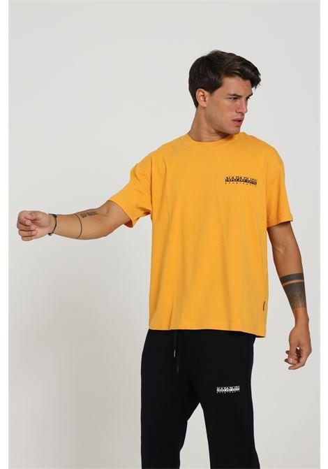 T-shirt con girocollo NAPAPIJRI | T-shirt | NP0A4EJGY3A1Y3A1