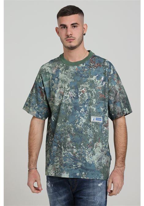 T-shirt stampata NAPAPIJRI | T-shirt | NP0A4EODF1Y1F1Y1