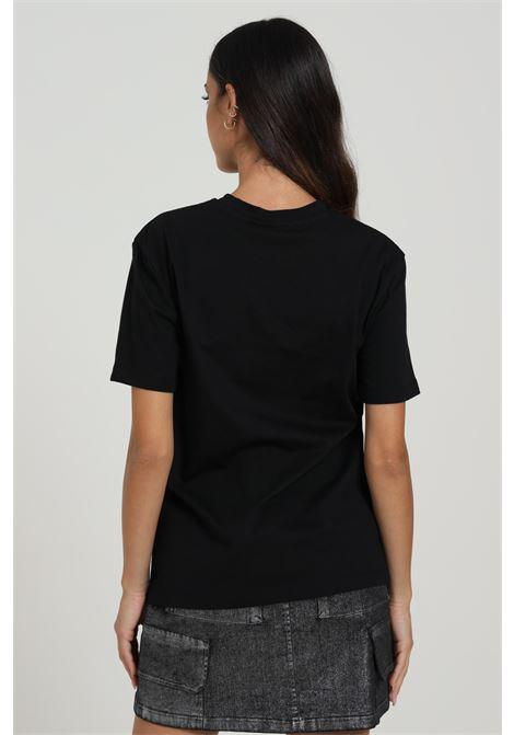 NBTS | T-shirt | 001NERO/SILVER