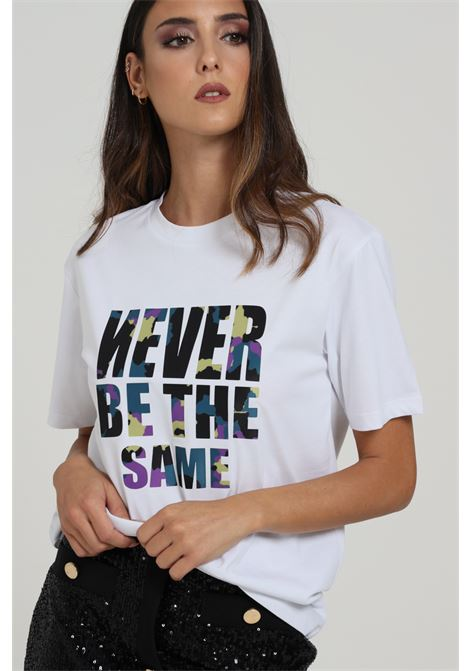 NBTS | T-shirt | 003BIANCO