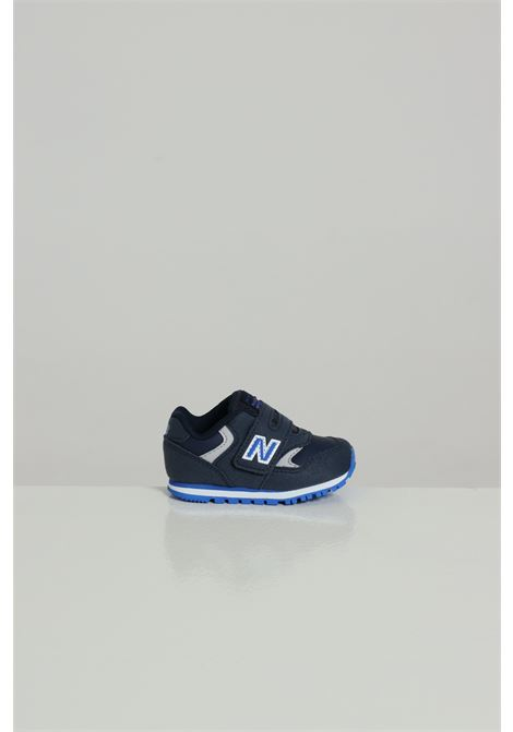 Sneakers Kids Lifestyle Iv393cnvm12 NEW BALANCE | Sneakers | IV393CNVM12NAVY