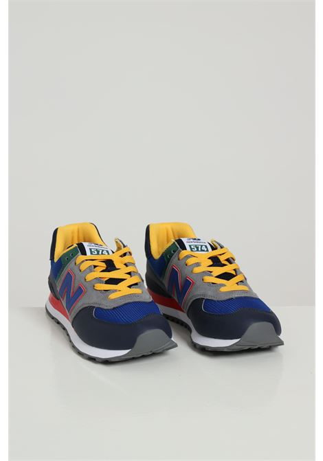 Lifestyle NEW BALANCE | Sneakers | ML574MD2D12RED