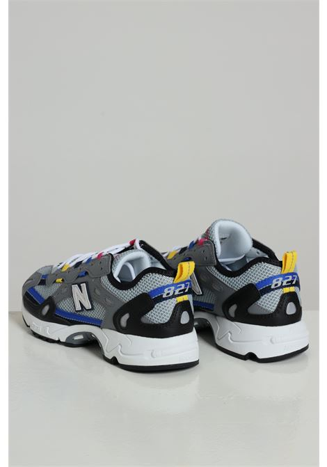 NEW BALANCE | Sneakers | ML827AAQD12BLACK/GREY/BL