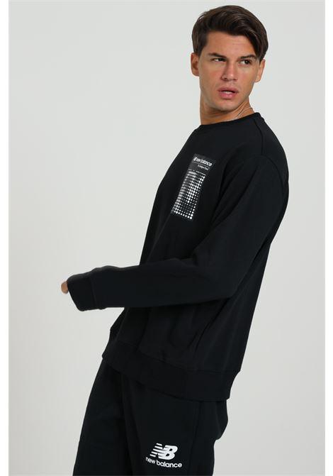 NEW BALANCE | Sweatshirt | MT03527BKBLACK
