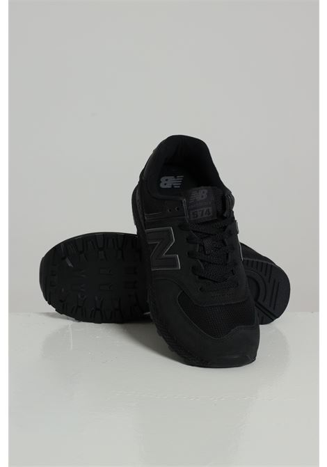 Sneakers Bassa Logata Mt574atd NEW BALANCE | Sneakers | MT574ATDBLACK
