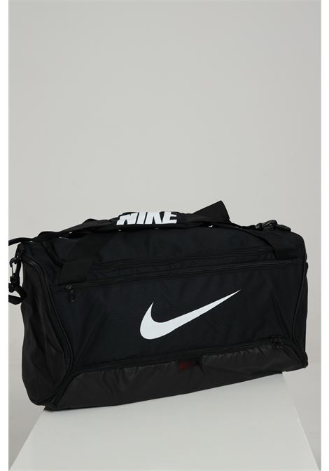 Sport bag unisex nero nike borsone palestra con logo a contrasto NIKE | Sport Bag | BA5955010