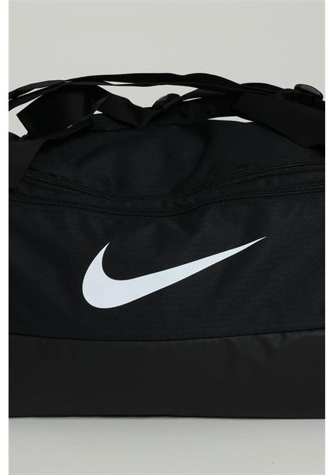Sport bag unisex nero nike borsone palestra con logo bianco a contrasto NIKE | Sport Bag | BA5957010