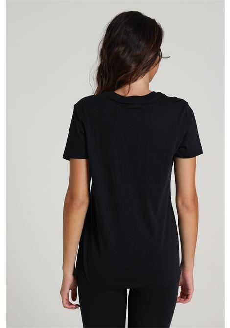 T-shirt Basic Tinta Unita Con Logo NIKE | T-shirt | BV6169010