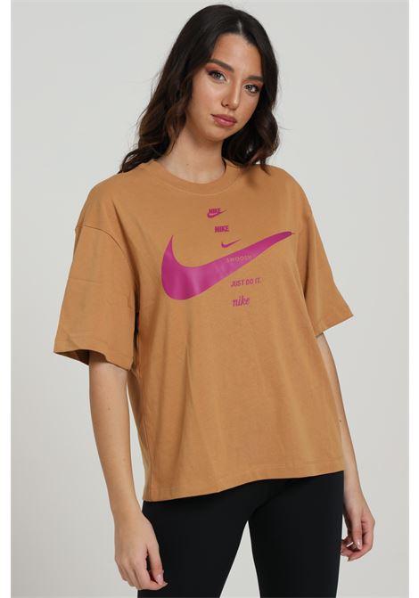 T-shirt Con Logo Frontale NIKE | T-shirt | CU5682201