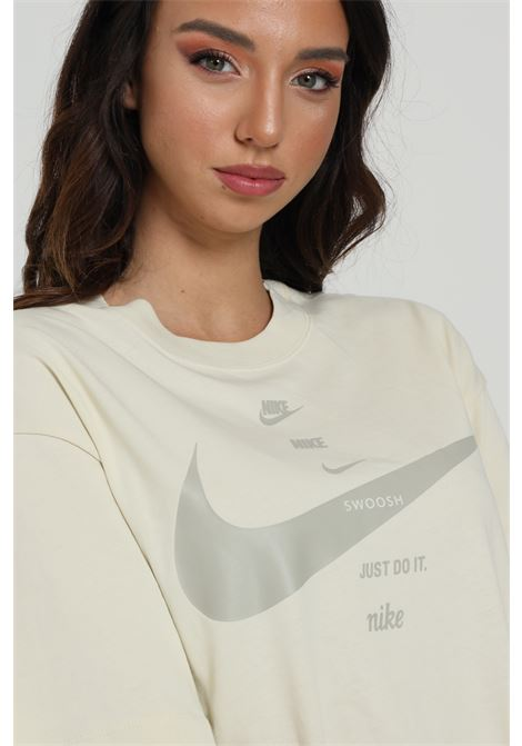 T-shirt Con Logo Frontale NIKE | T-shirt | CU5682238