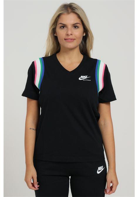 T-shirt con bande colorate NIKE | T-shirt | CU5885010