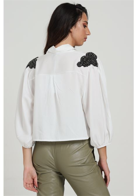 ODI ET AMO | Shirt | 098S1BIANCO