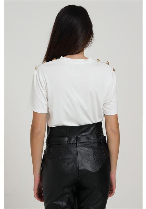 T-shirt Logata Modello Comodo ODI ET AMO | T-shirt | 134S1PANNA