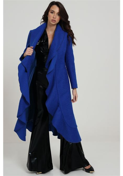 REVISE | Coat | RI20187BLU MARA