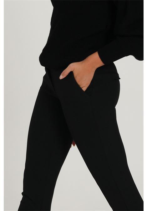 Pantalone Vita Alta Slim Simona Corsellini SIMONA CORSELLINI | Pantaloni | A20CPPA027-010003