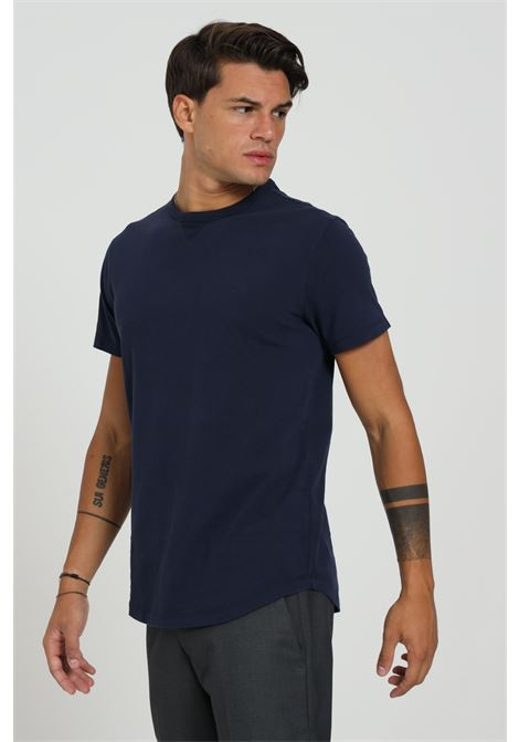 T-shirt Logo Sul Cuore Modello Comodo SUN68 | T-shirt | T4010307