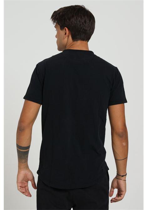 T-shirt Logo Sul Cuore Modello Comodo SUN68 | T-shirt | T4010311