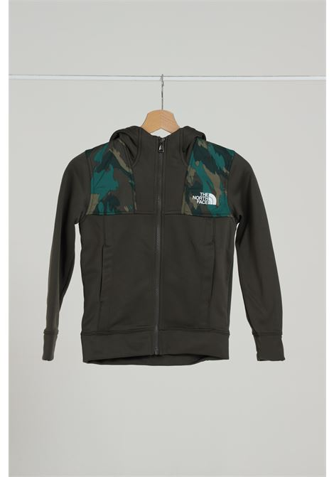 Felpa con cappuccio THE NORTH FACE | Felpe | NF0A4CAF21L121L1