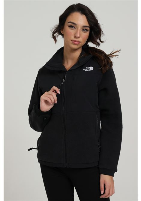 Felpa con zip in paille THE NORTH FACE | Felpe | NF0A4QYJJK31JK31