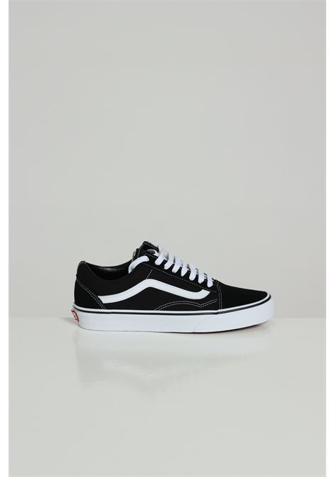 Old Skool sneakers in solid colour with contrasting logo VANS | Sneakers | VN000D3HY281Y281