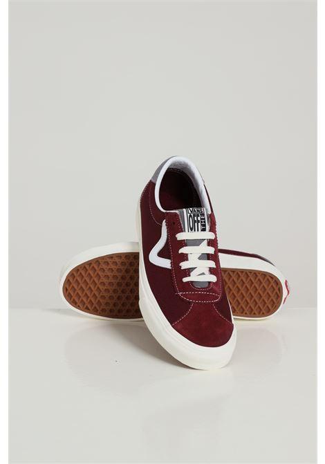 VANS | Sneakers | VN0A4BU624Q1BURGUNDY/MUSTAR