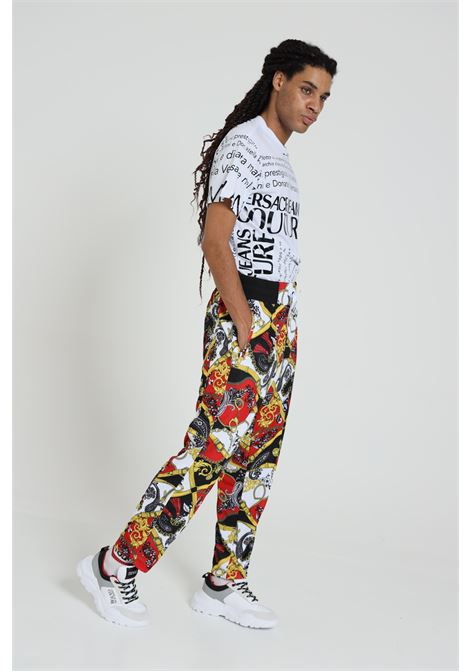 VERSACE JEANS COUTURE | Pants | A2GZA126S0851500