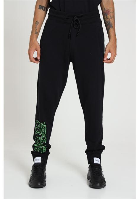 Pantalone Tuta Con Molla A2gza1ka30328 VERSACE JEANS COUTURE   Pantaloni   A2GZA1KA30328899