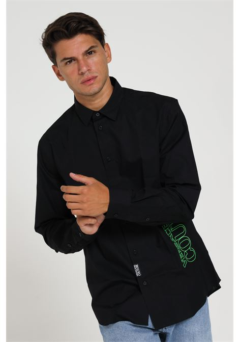 Camicia Basic Logata B1gza6r430206 VERSACE JEANS COUTURE   Camicie   B1GZA6R430206899