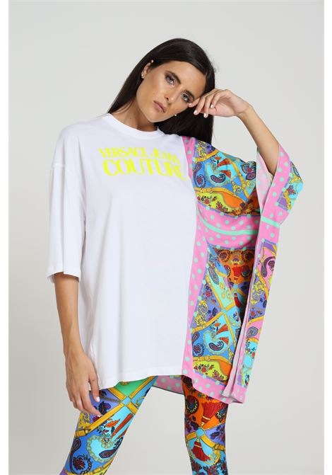 VERSACE JEANS COUTURE | T-shirt | B2HZA701S0818445