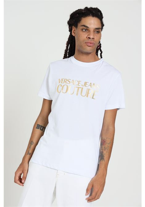 VERSACE JEANS COUTURE | T-shirt | B3GZA7TA30319K41